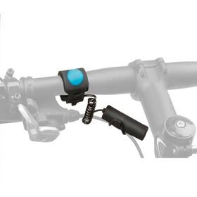 M-Wave Electric bell for E-Bike Ø22,2-31,8mm black
